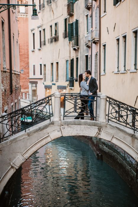 Stefanie Lange  Hochzeitsfotografie Venedig Paarshooting