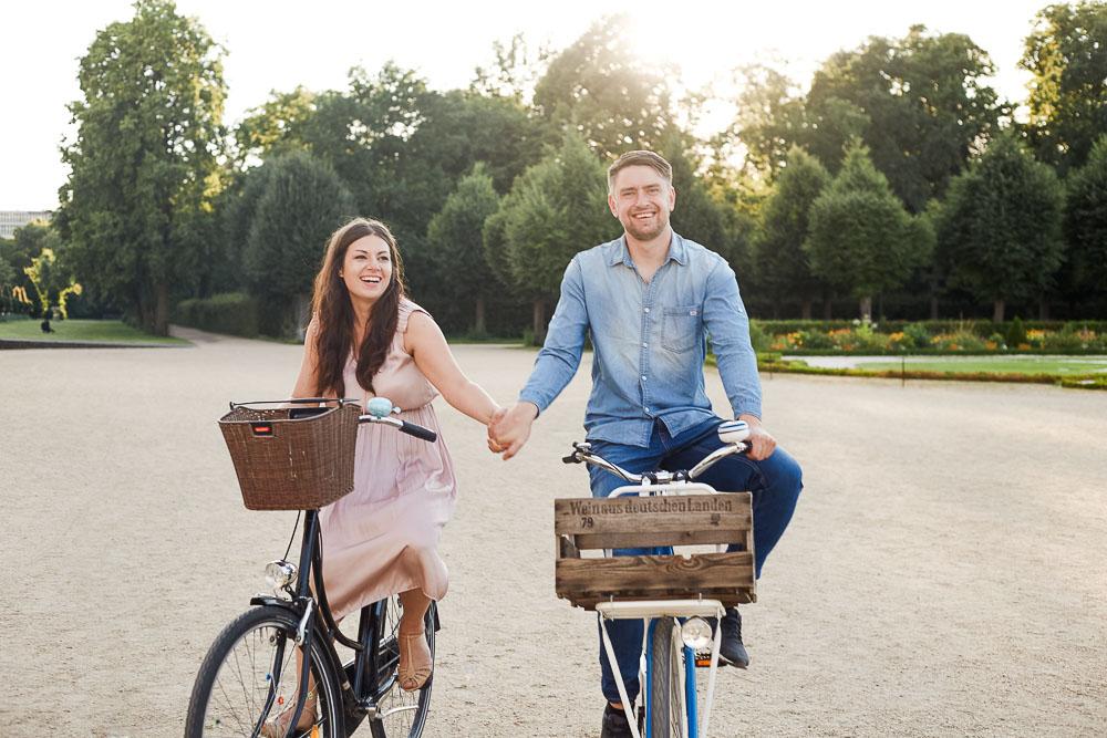 Stefanie Lange Hochzeitsfotograf Verlobungsshooting in Berlin 2017 Vanessa & Ben #nessiundbenheiraten