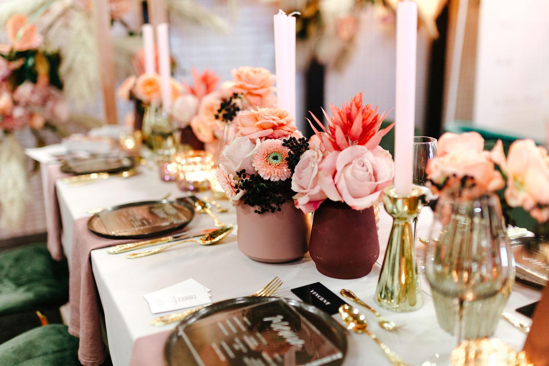 Hochzeitstrends 2019: Blush & Gold - Stefanie Lange Hochzeitsfotografie