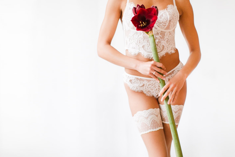 Oh, Lola! & Amaryllis - Bridal Boudoir Shooting - Stefanie Lange Hochzeitsfotografin