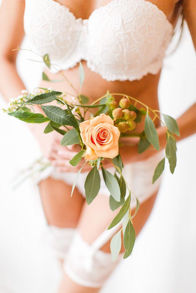 Stefanie Lange Hochzeit Fotograf Braut Boudoir Shooting in Berlin