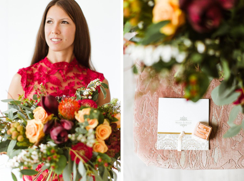 Stefanie Lange Hochzeitsfotograf Christmas Boudoir Shooting in Berlin 2018