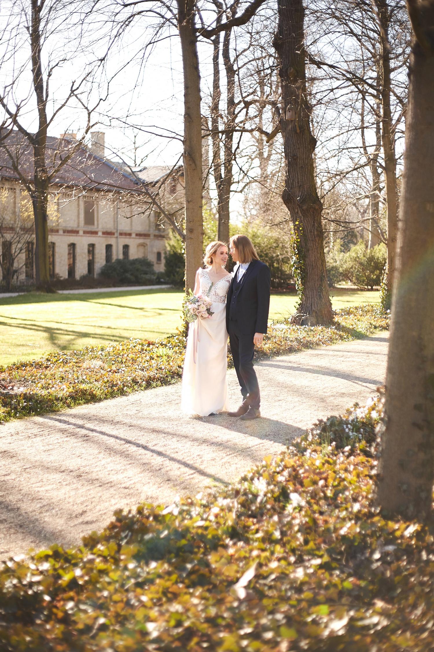 Stefanie Lange Hochzeitsfotograf: Styled Shoot Hochzeit im Gutshof Schloss Britz Berlin 2018