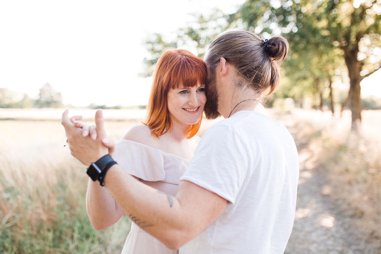 Thomas & Luisa - Hochzeit Fotoshooting in Berlin - Stefanie Lange Hochzeitsfotografin