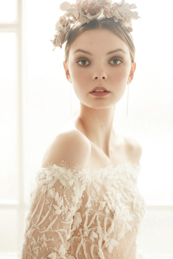 Queen of Spring - Bridal Editorial - Stefanie Lange