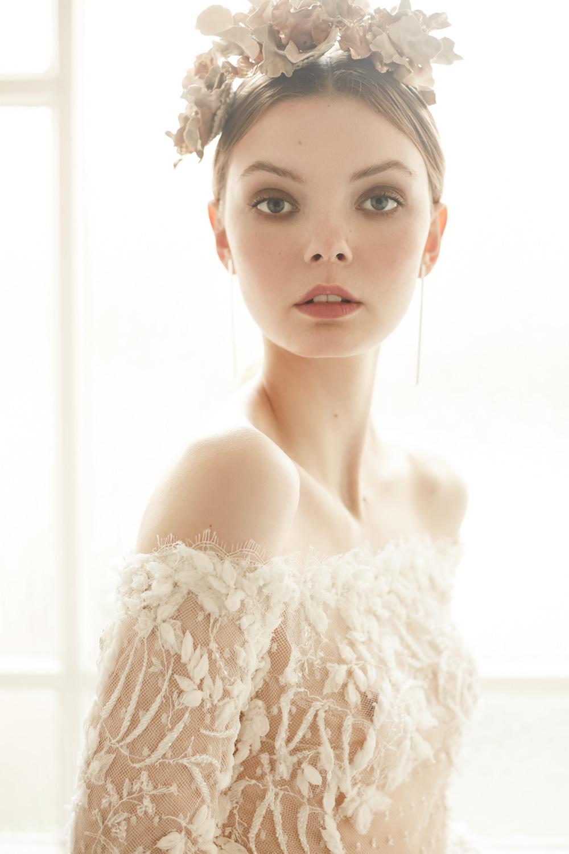 Queen of Spring - Bridal Editorial - Stefanie Lange