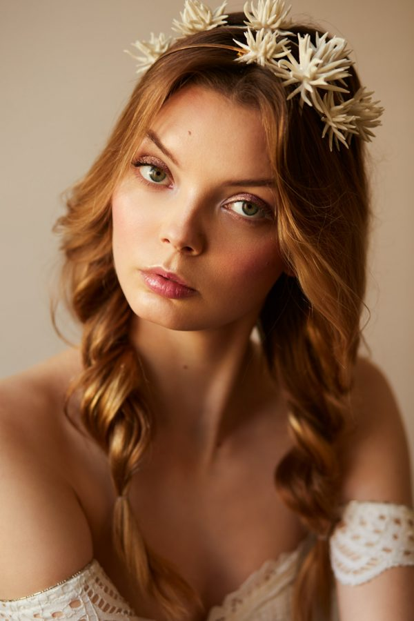 Queen of Spring - Bridal Editorial - Stefanie Lange / Grace Loves Lace