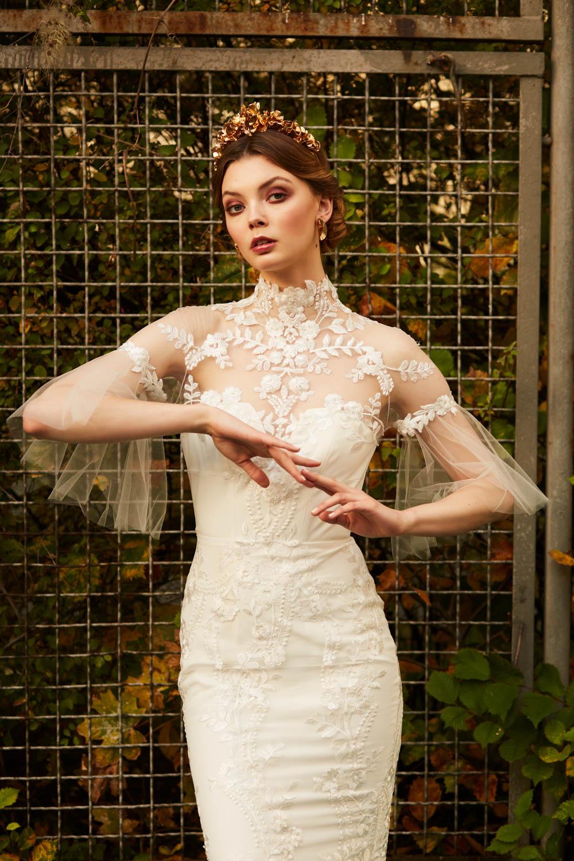 Queen of Spring - Bridal Editorial - Stefanie Lange / Ritual Unions