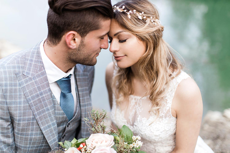 Stefanie Lange Hochzeitsfotograf Berlin - Hochzeit am Blauen See