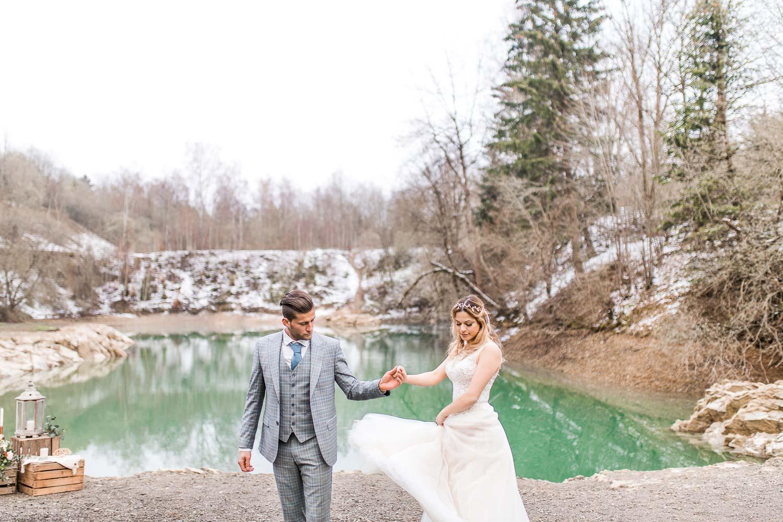 Stefanie Lange Hochzeitsfotograf Berlin - Hochzeit im Harz: Brautpaarshooting