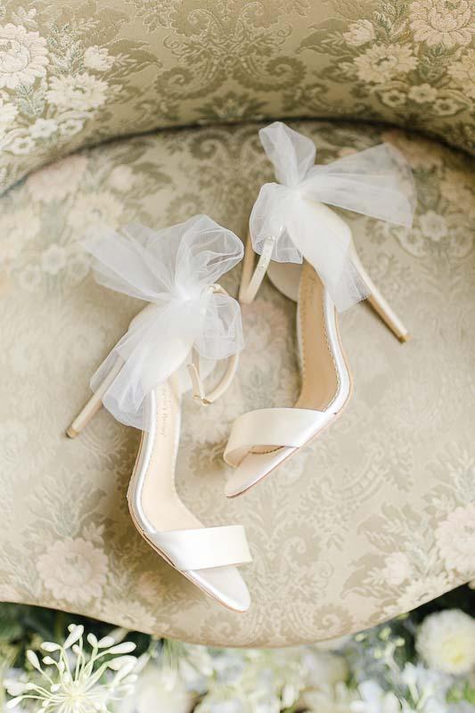 Fine Art Bridal Boudoir Details
