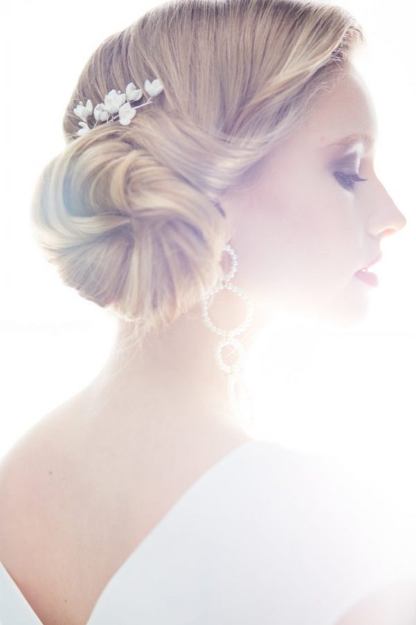 Stefanie Lange Fine Art Hochzeitsfotograf: Easy Glam - Bridal Editorial Headpiece