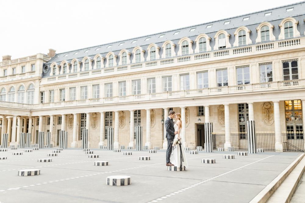 Fine Art Hochzeitsfotograf aus Berlin: Fotoshooting Paris - Stefanie Lange