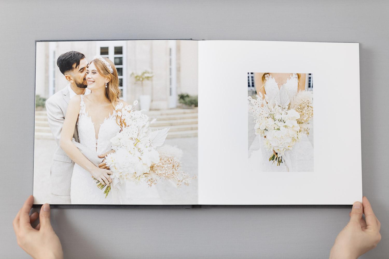 Hochwertige Fine Art Hochzeitsalben kaufen - Stefanie Lange