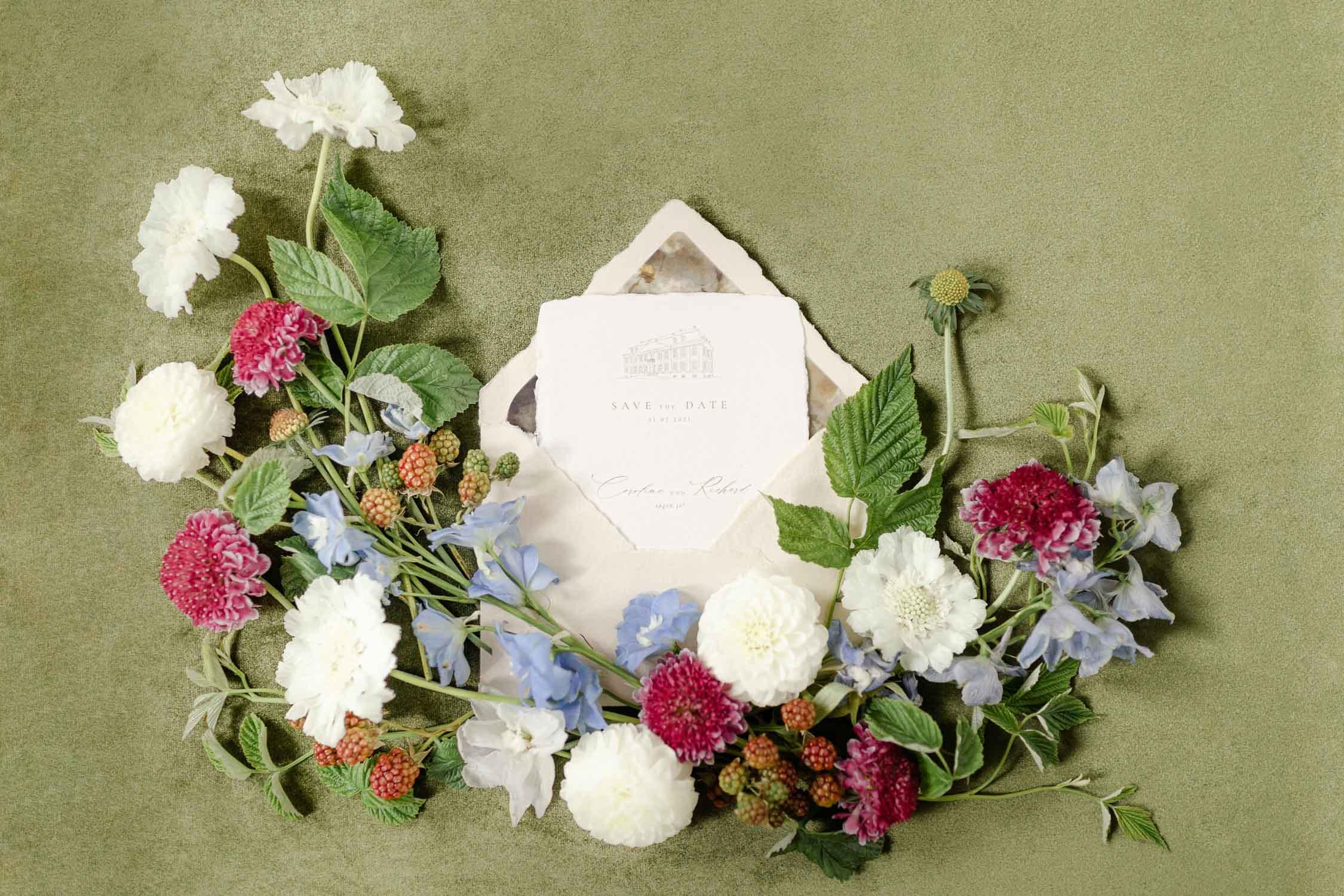 Hochzeitspapeterie Bestandteile & Tipps