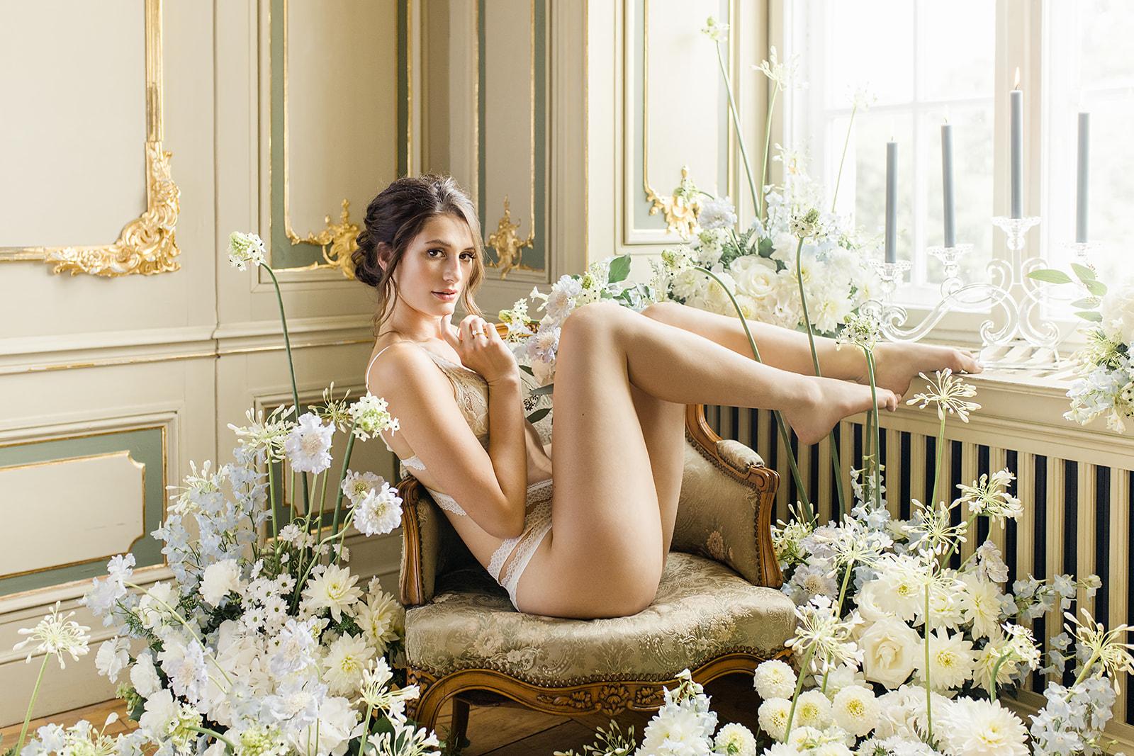 Hochzeitstrends 2021: Bridal Boudoir Shooting