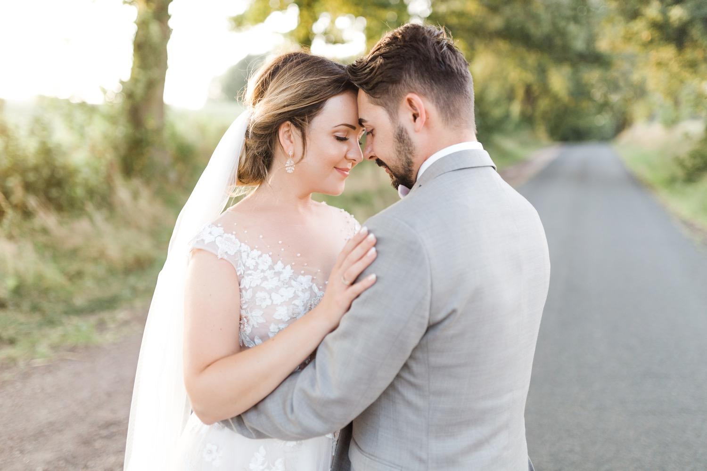 Hochzeit im Landhaus Westerhof - Bild vom Brautpaarshooting