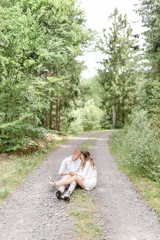 Paarshooting Wald
