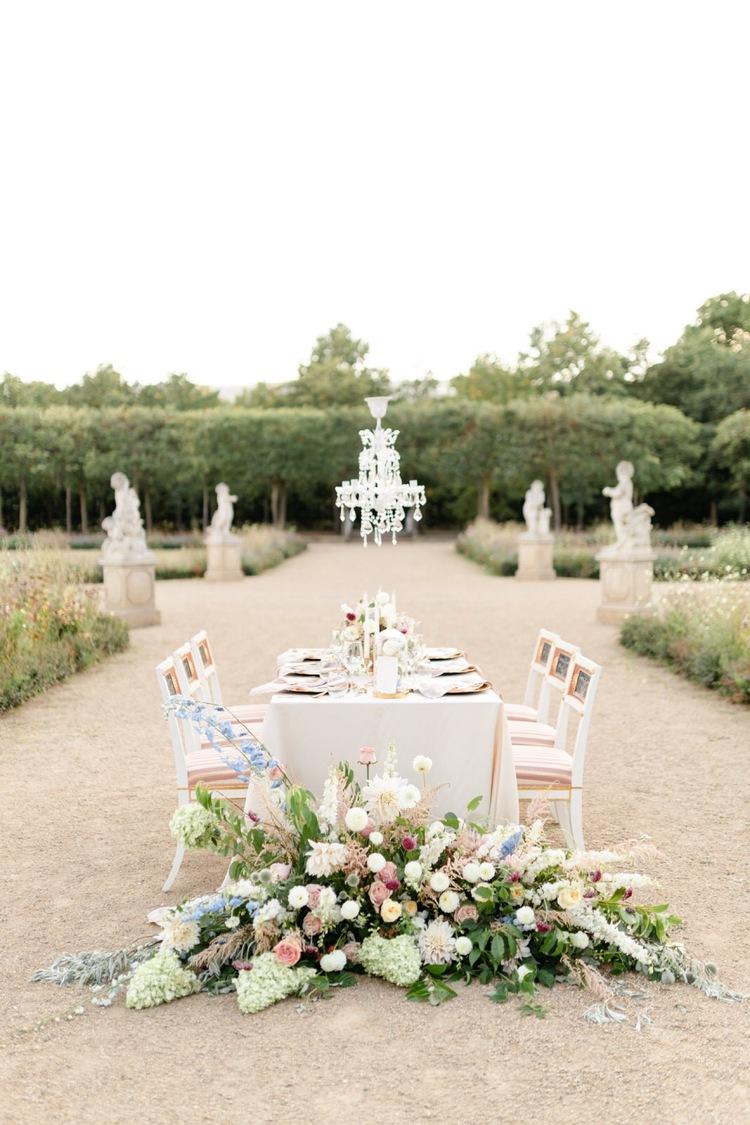 Schloss Friedrichsfelde Hochzeit Berlin