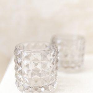 Gläser für Teelichter