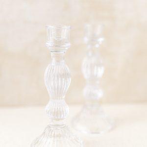 Kerzenständer groß - Glas