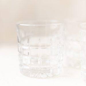 Whiskey Kristallgläser
